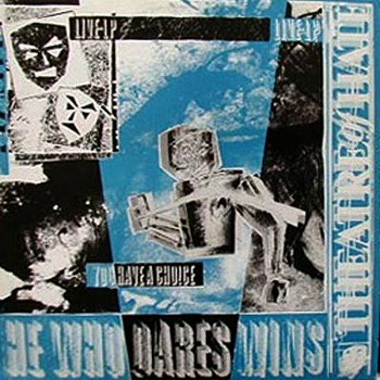 Theatre of Hate - He Who Dares Wins (live in Berlin) LP