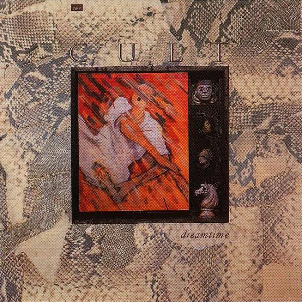 The Cult 'Dreamtime' Original Album Cover Artwork