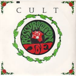 "The Cult 'Ressurection Joe' 7"" single cover"