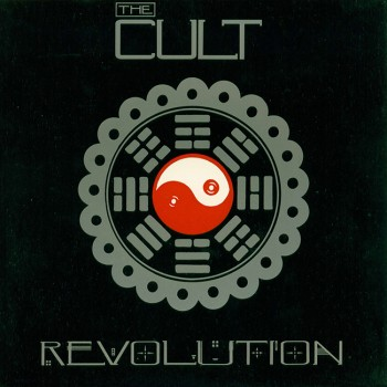 The Cult 'Revolution' single cover