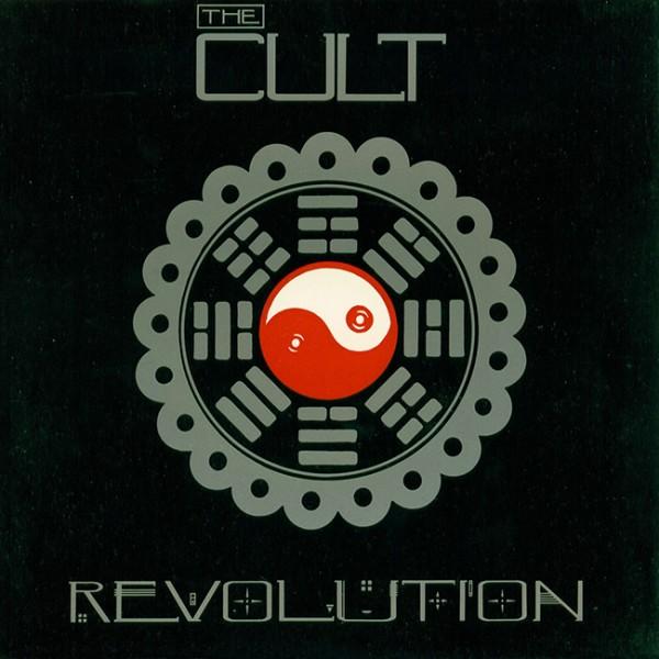 The Cult 'Revolution' single cover