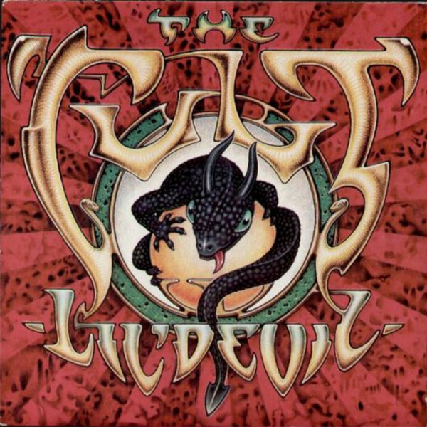 The Cult 'Lil Devil' single cover