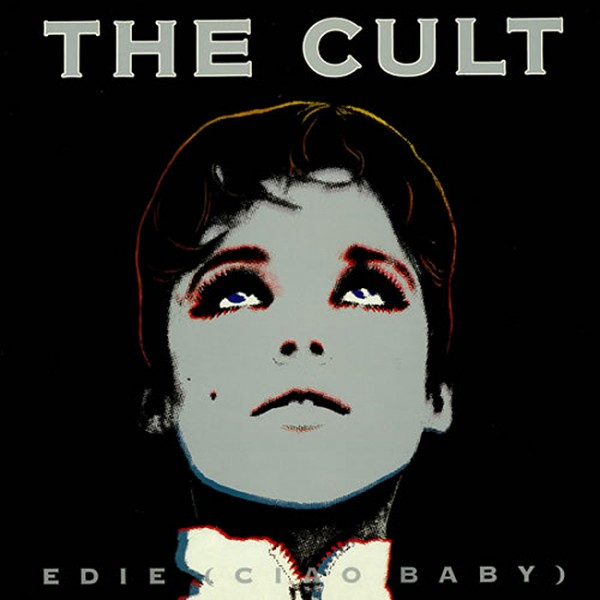 The Cult 'Edie (ciao baby)' single cover