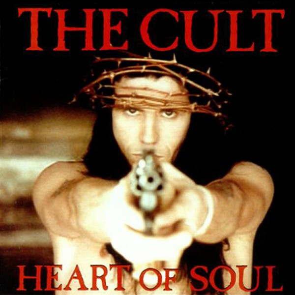 The Cult 'Heart of Soul' single cover
