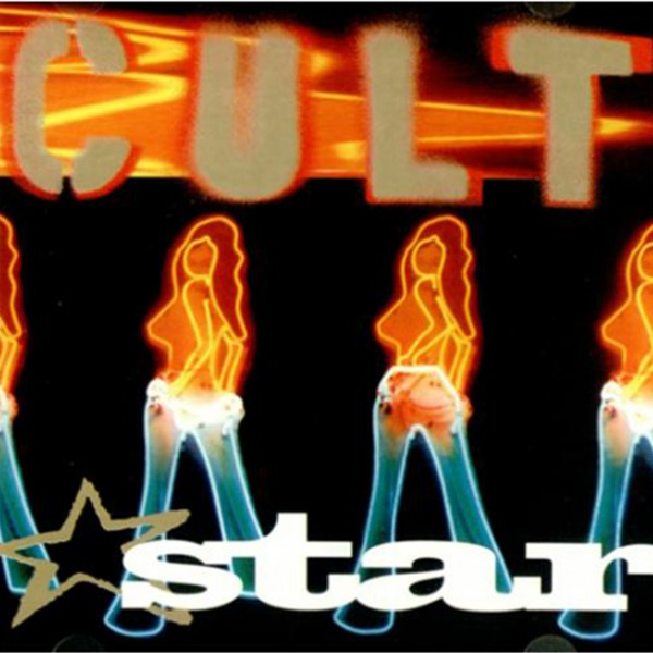 The Cult 'Star' single sleeve