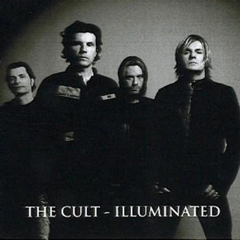 The Cult 'Illuminated' single sleeve artwork