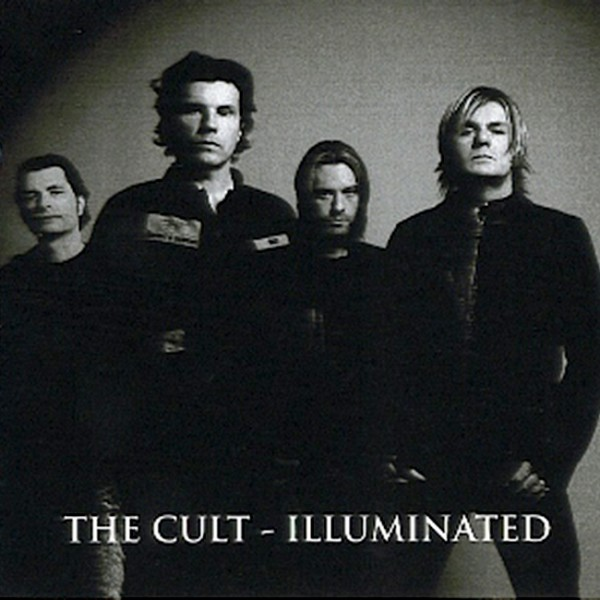 The Cult 'Illuminated' single sleeve artwork