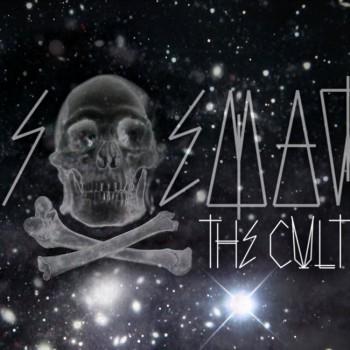 The Cult 'Capsule 1' artwork