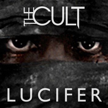 The Cult 'Lucifer' artwork