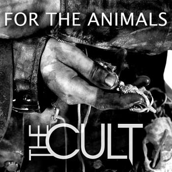 The Cult 'For The Animals' artwork