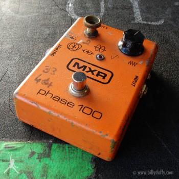 Billy Duffy's Original MXR Phase 100