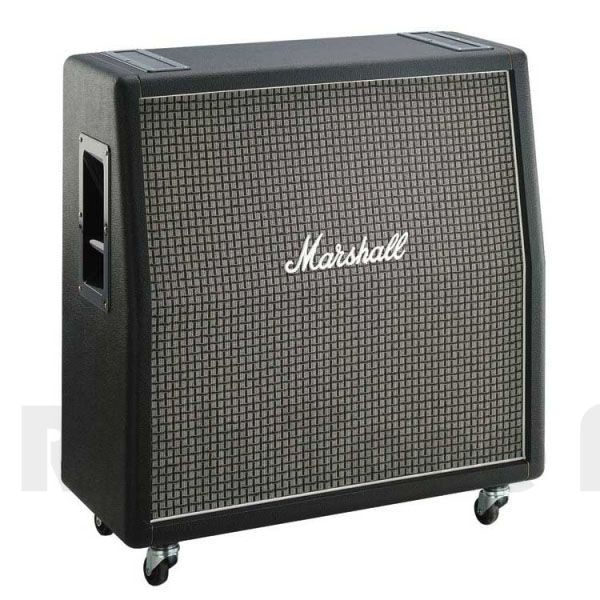 Billy Duffy's Marshall 1960 4x10 Cabinet