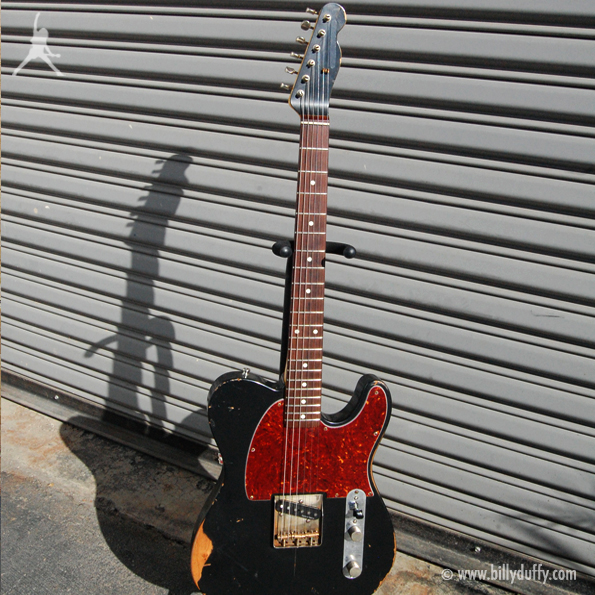 Billy Duffy's Nash '63 Relic Esquire