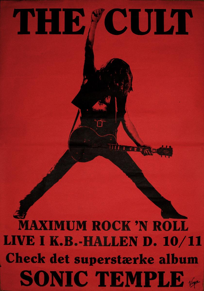 The Cult Tour Dates