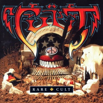 The Cult 'Best of Rare Cult'
