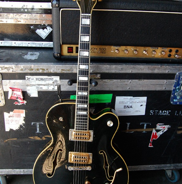 Billy Duffy's Gretsch Country Club
