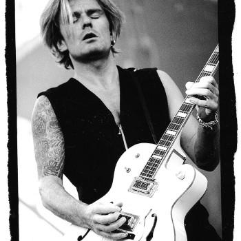 Billy at the Big Day Out -1995