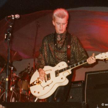 Billy & The 'Sanctuary' Falcon – 1985