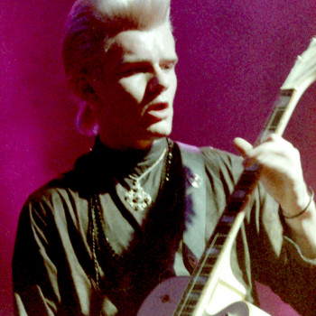 First date of the 'Love' tour – 1986