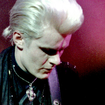 The Platinum Blonde Quiff -1986