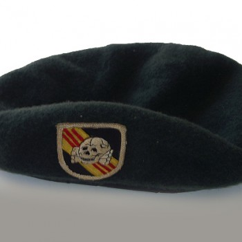 One of Billy's Military Beret's