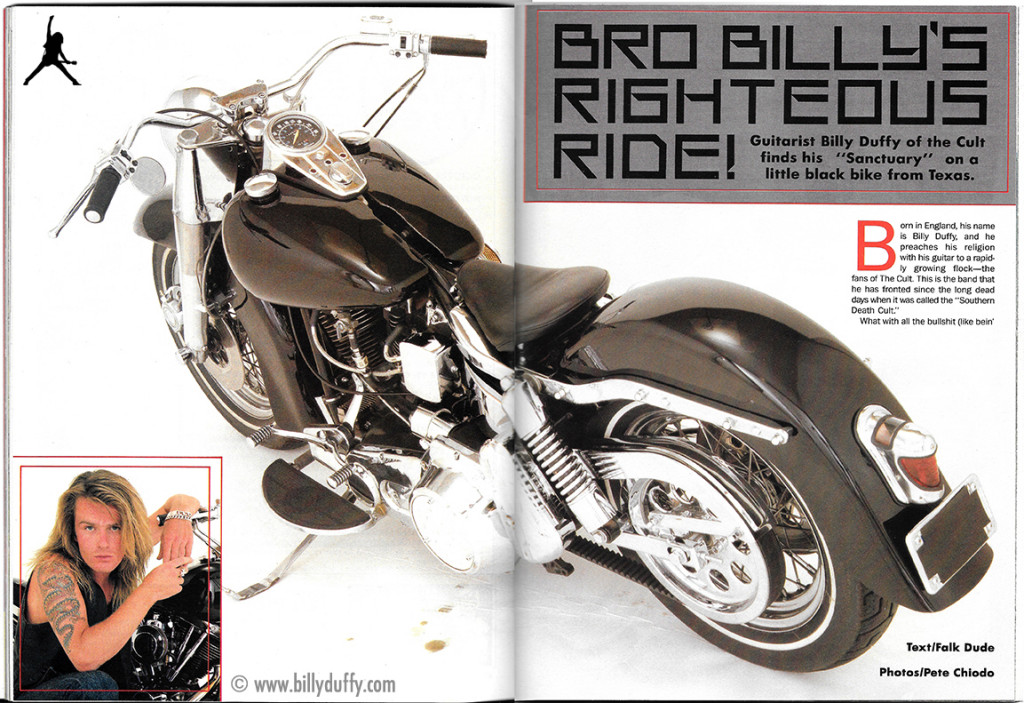 """Bro Billy's Righteous Ride"""