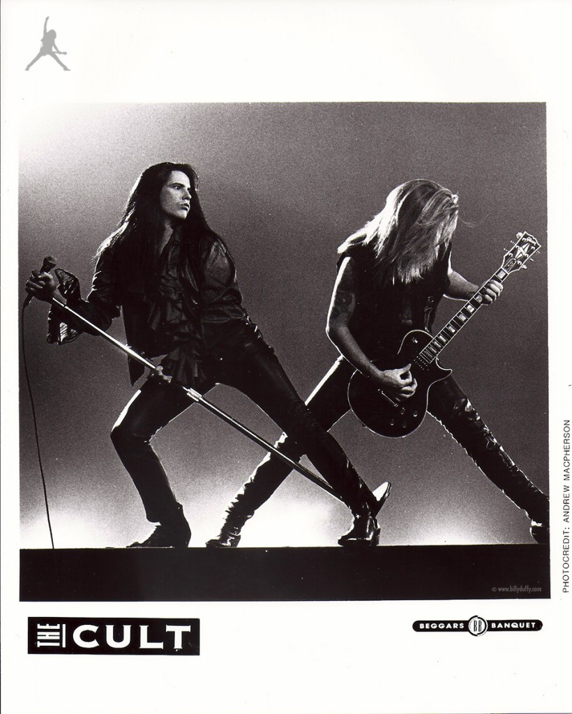 Ian and Billy 'Sonic Temple' Press Photo