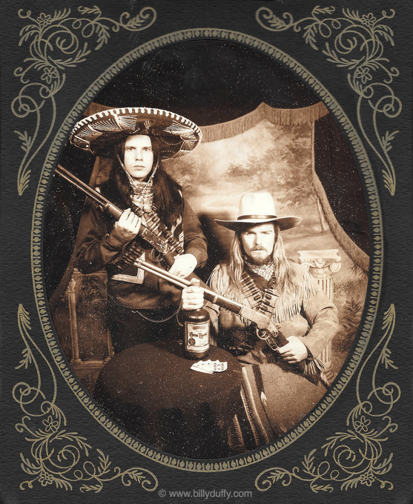 Billy Duffy & Ian Astbury - Outlaws