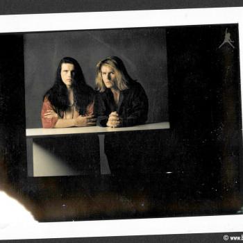 Polaroid with Ian