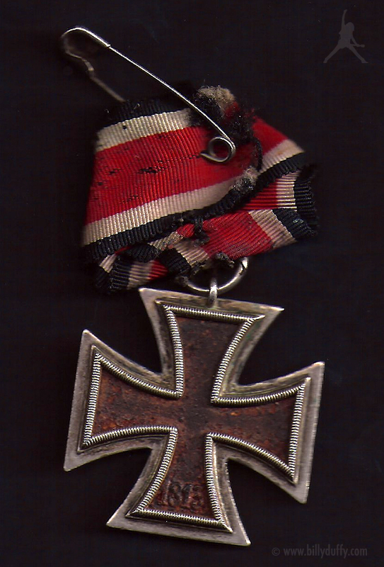 Billy Duffy's 'Love' Iron Cross
