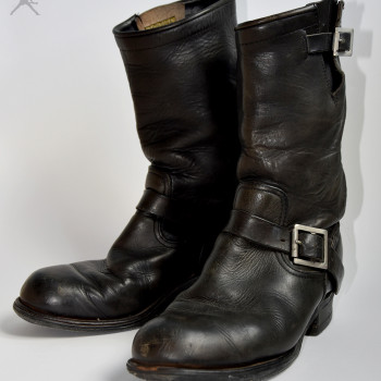 Billy's 'Clash' Motorcycle Boots