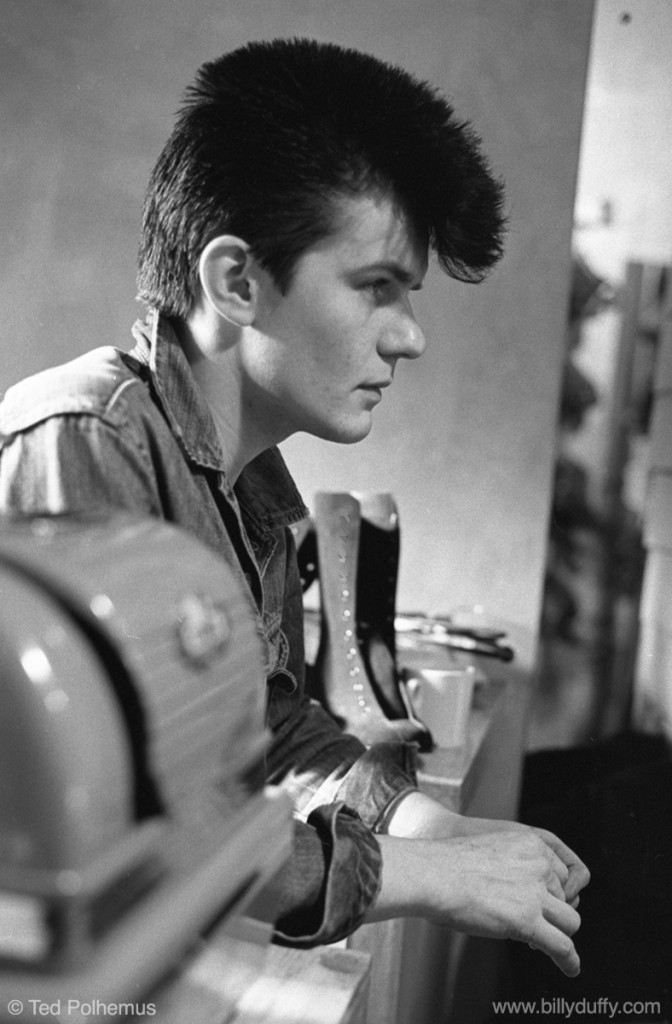 Working In London Inbetween Bands 1979 To 1981 Billy Duffy