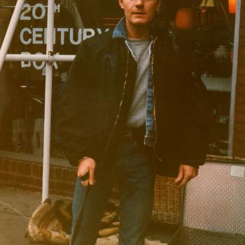 Kings Rd, London in 1986