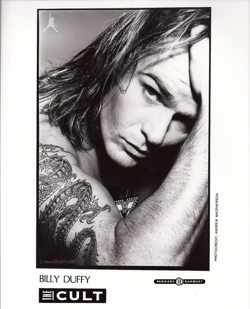 Sonic Temple press photo of Billy