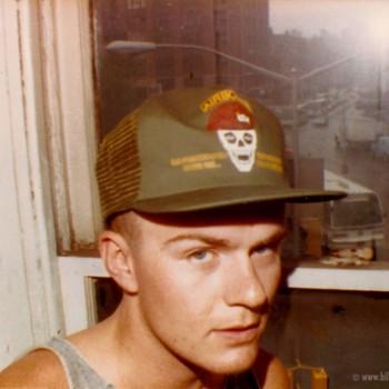 Billy in New York 1983
