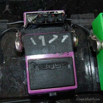 Billy's Boss BF-2 Flanger Pedal