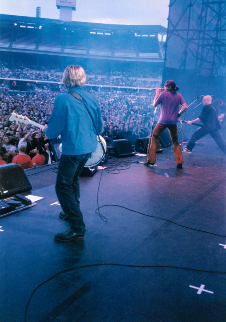 The Cult at the Big Day Out - 1995