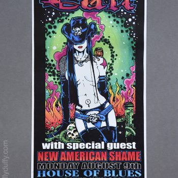 The Cult Poster 09-09-1999