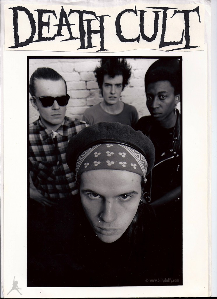 Death Cult Early Press Picture