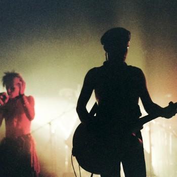 Death Cult live in London – September 1983