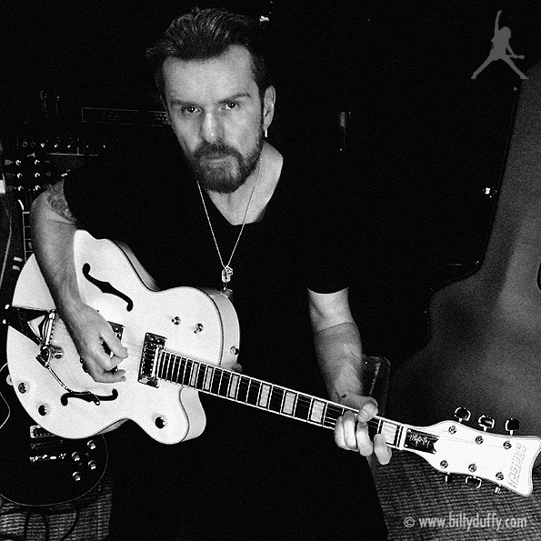 Gretsch G7593T Billy Duffy Falcon