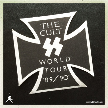 The Cult 'Sonic Temple' World Tour Guest Pass
