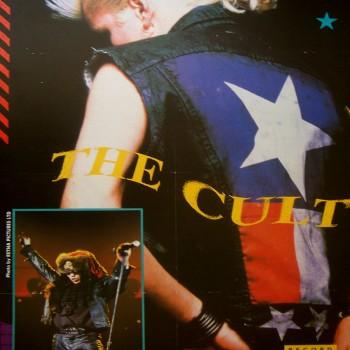 Record Mirror Poster – 1987