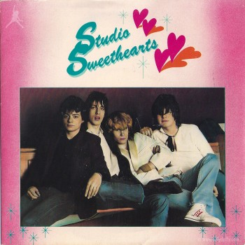 Studio Sweethearts single front cover