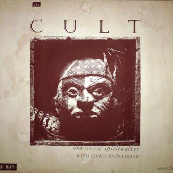 The Cult 'Spiritwalker' Poster