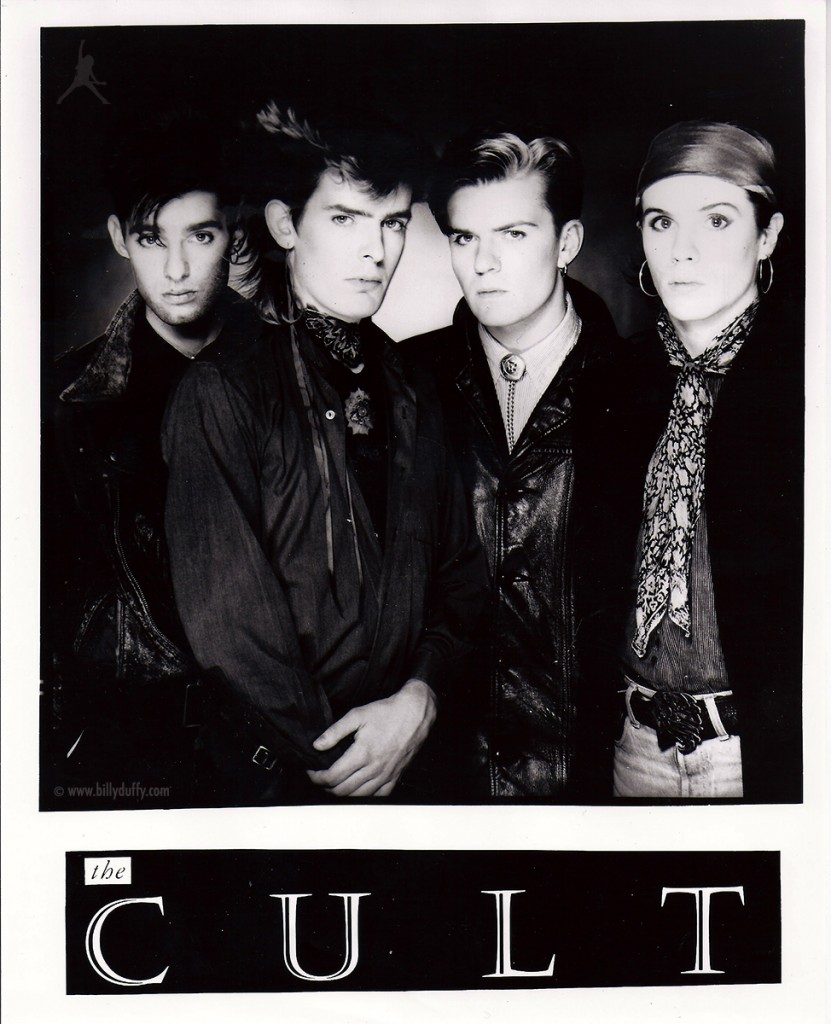 The Cult 'Dreamtime' press photo