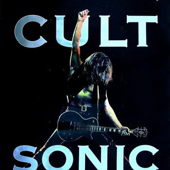 The Cult Sonic Temple Promo Poster – 1989
