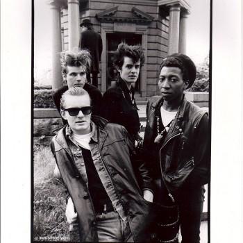 'The Death Cult' Press Photo