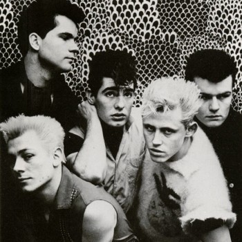 Theatre of Hate Press Photo – 1982