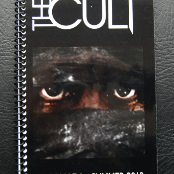 Billy's itinerary book from The Cult 'Choice of Weapon' Tour – 2012
